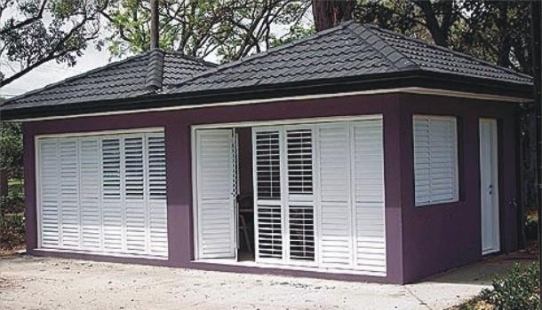 云龙木业-木质透气窗