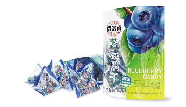 瑞福德——蓝莓果干